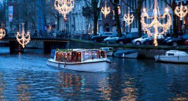 amsterdam light festival borrel boot