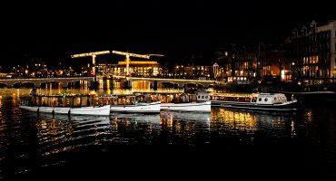 amsterdam light festival smidtje boten